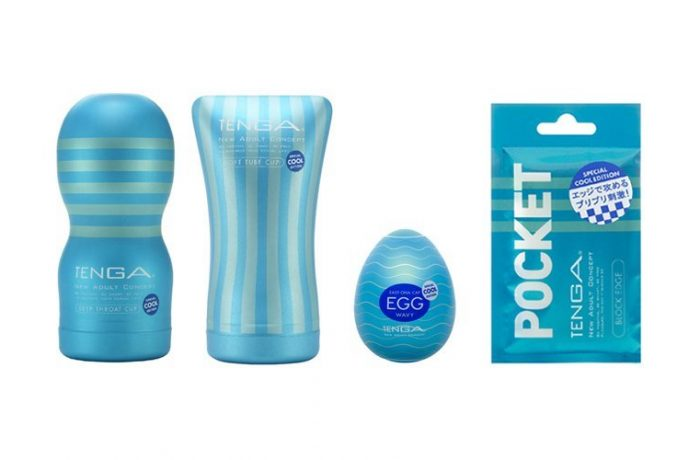 Tenga Cool Edition Series
