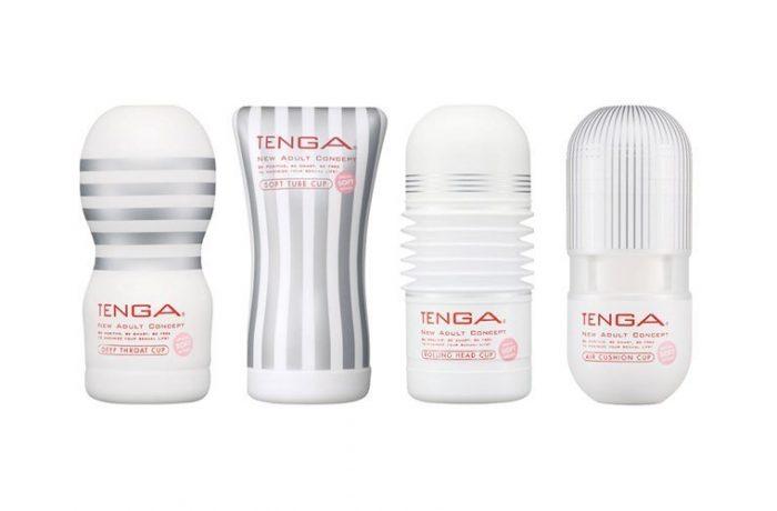 Tenga Cup Series-Soft Edition