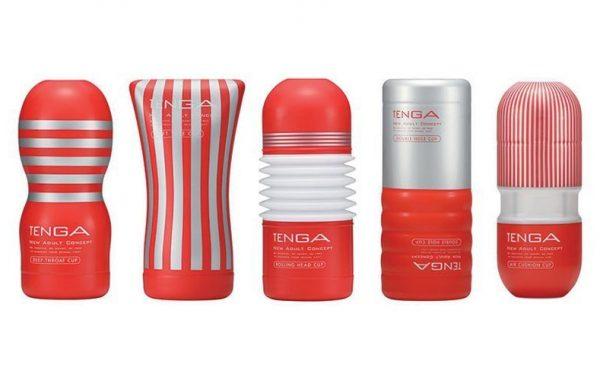 Tenga Cup Series-Standard Edition