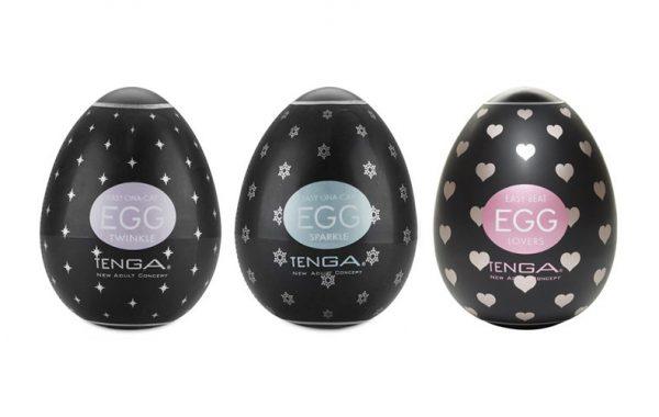 Tenga Egg Series-Limited Edition