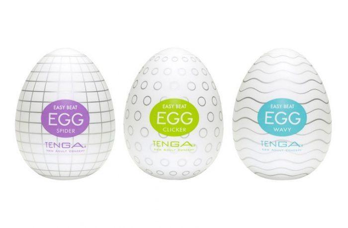 Tenga Egg Series-Season 01