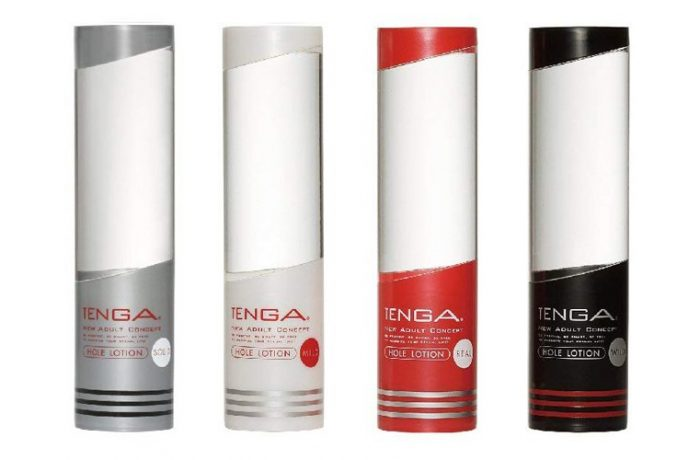 Tenga Lubricant Series-Hole Lotion